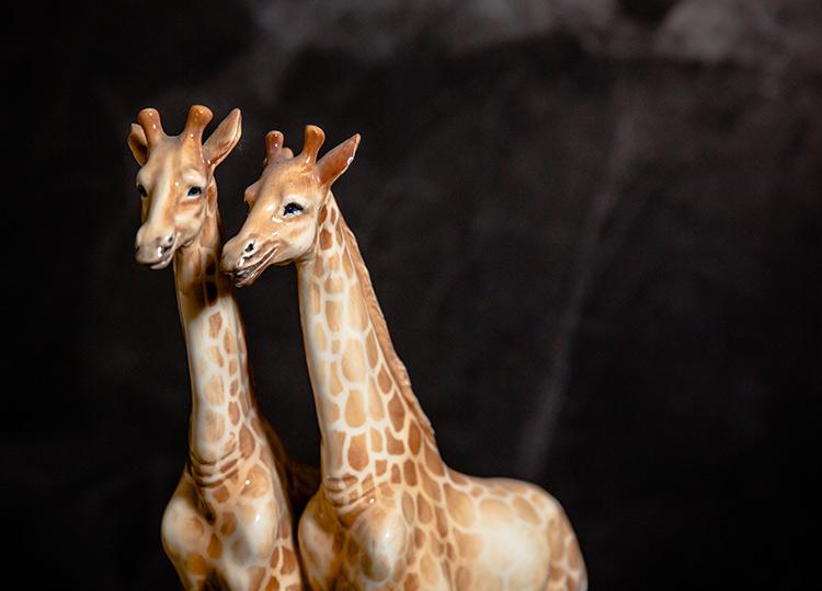 Animalier Giraffe