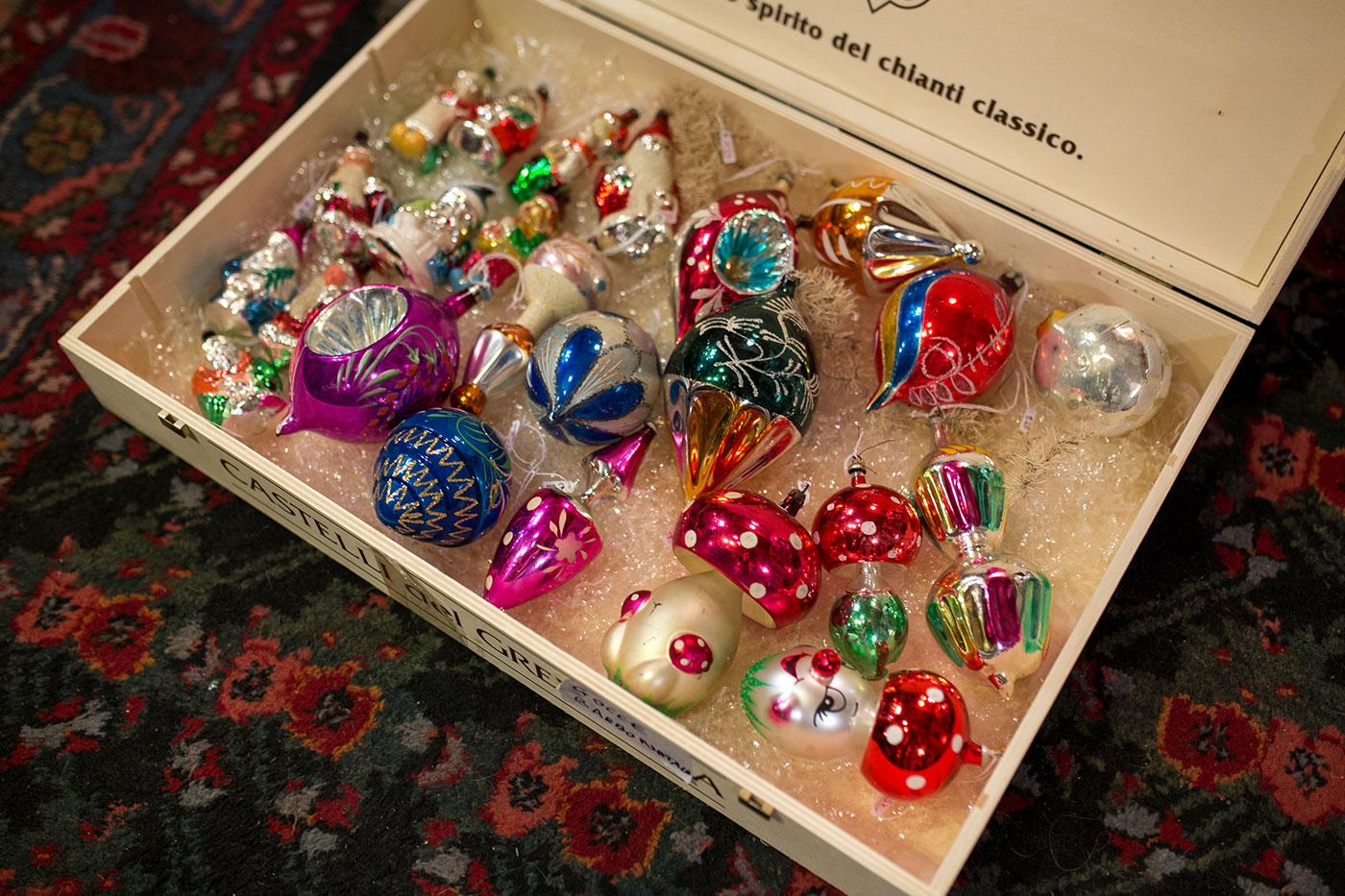 Il Natale Decorazioni natalizie