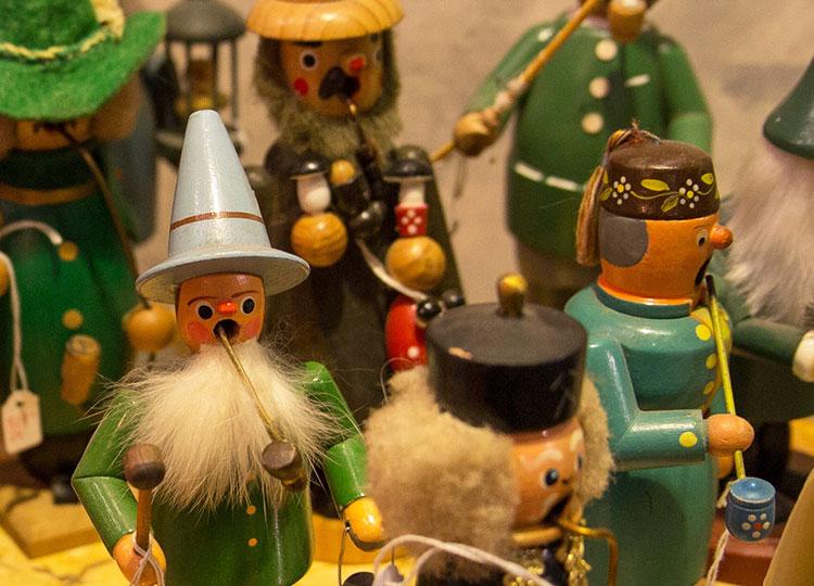 Il Natale Räuchermännchen
