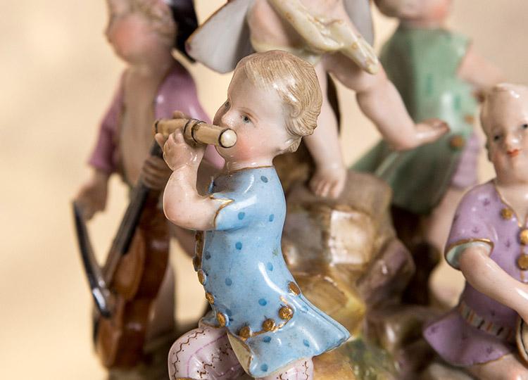 Porcellane Orchestrina