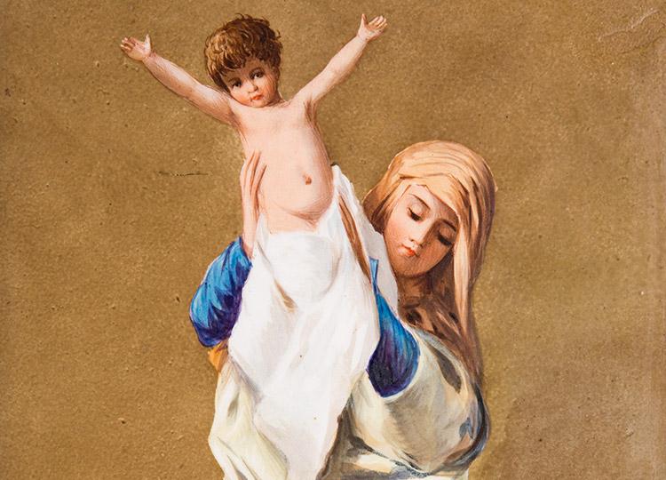 Arte Sacra Presentazione di Gesù al Tempio