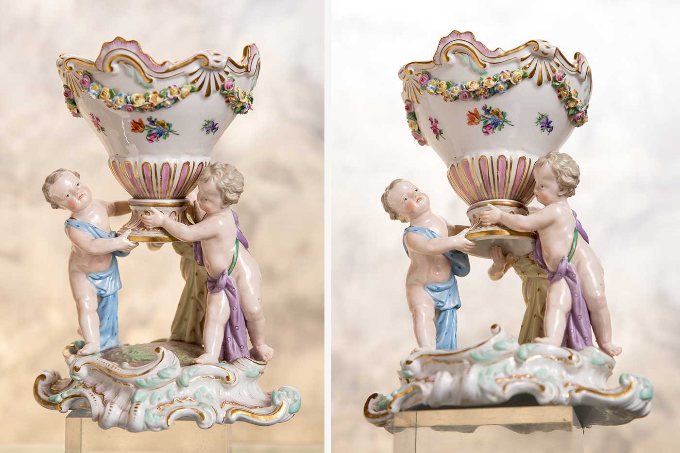 Porcellane Alzatina